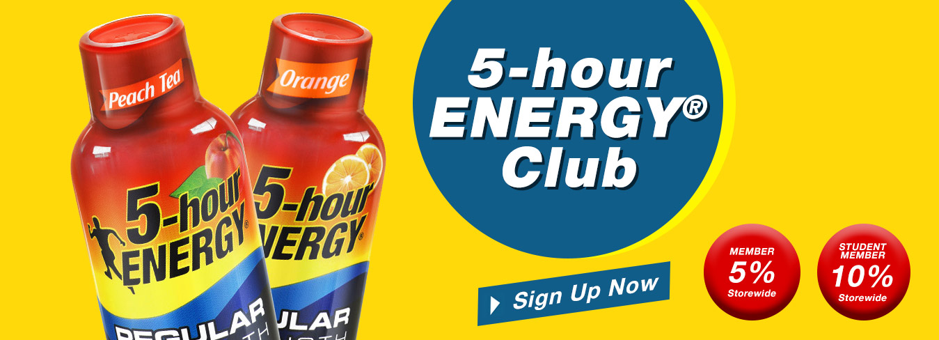 5-hour ENERGY Membership