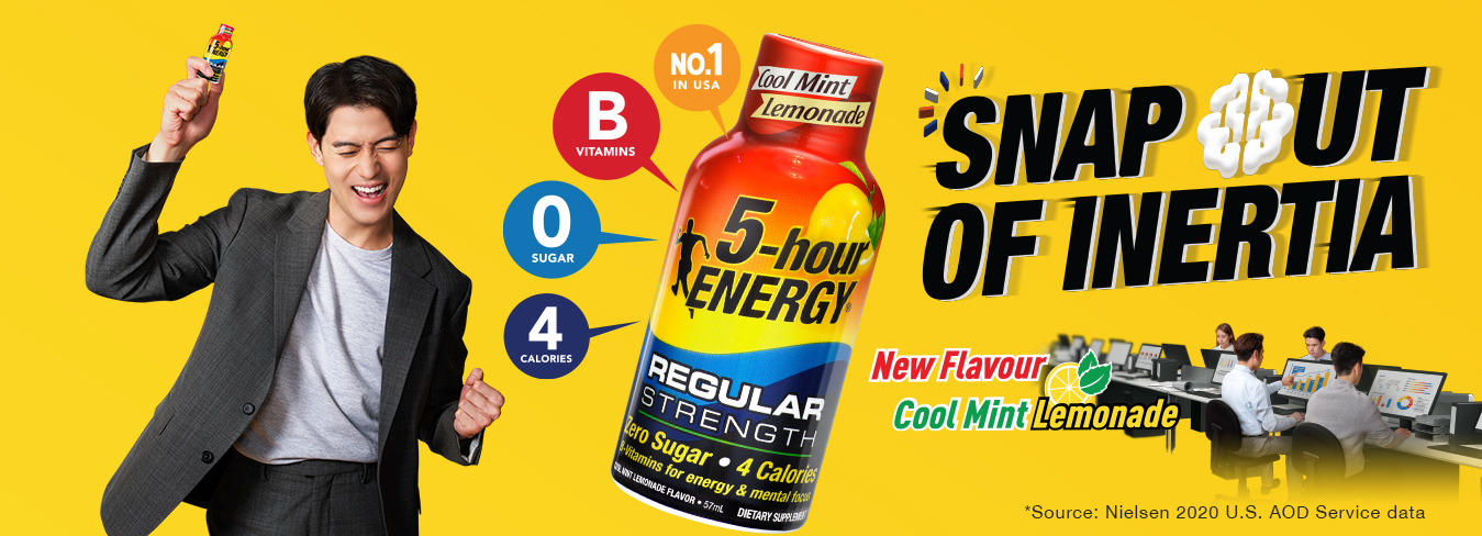 5-hour ENERGY Online Store
